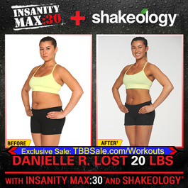 Danielle Used To Think She Was Healthy. Now She Knows What REAL Health Feels Like!
