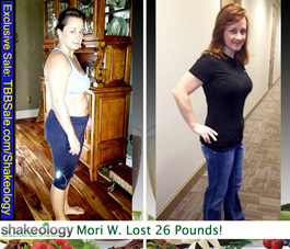 I Went From Being A Sugar Addict To A Shakeology Addict!